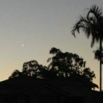 'Bright, comet-like' UFO spotted over Hervey Bay, Australia