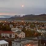 Akureyri Iceland Unidentified Falling Object