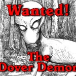 Dover Demon Sightings of Massachusetts