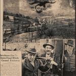 Schnelle Geister Sighting 1909