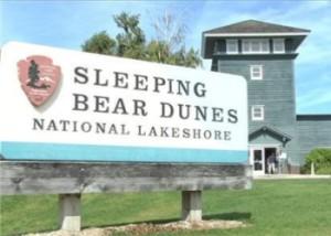 Black Eyed Kid encounter at Sleeping Bear Dunes