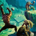 Battle in Ape Canyon
