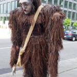 Seattle Wicker Man Sasquatch