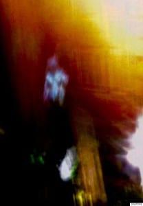 alien abduction cellphone picture