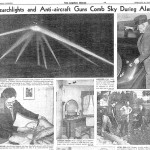 news reports from the battle for Los Angeles