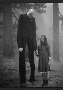 Are we creating a real slenderman?
