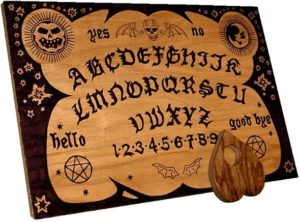 Are ouija boards real tools for contacting the dead